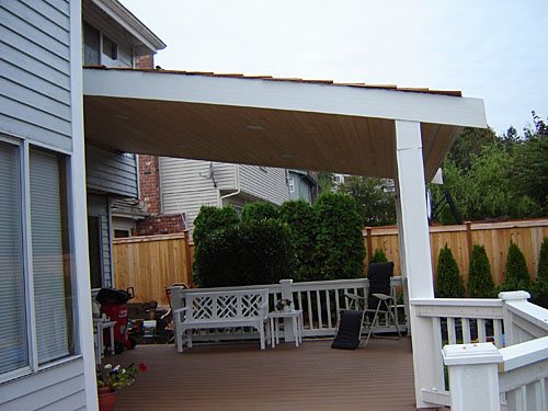 Deck Awnings at Deck Plan Info - House Plans - Guide to Home Plans